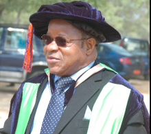 The vice-Chancellor